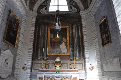 la cappella della sacra famiglia