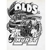 Boss 351 Muscle Car Art Cartoon Tshirt New Photo Mustang Search