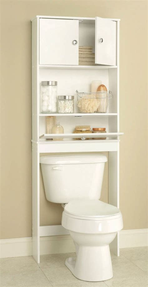 bathroom over the toilet space saver new bath storage space saver over toilet caddy shelf white