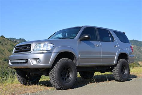 Toyota Sequoia Road 10 Awesome Lifted Sequoias Toyota Parts