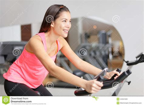 Spinning Bike Sport Id 9 2n exercise bike fitness excising stock photo image