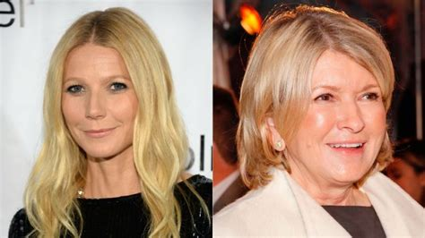 martha stewart shades gwyneth paltrow with conscious coupling pie the old reader