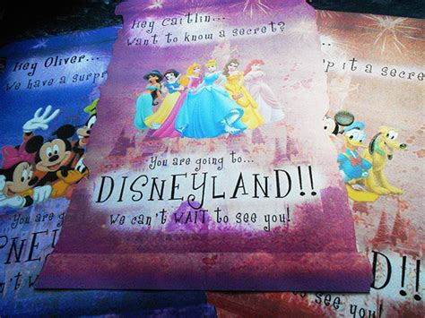 printable invitation to disneyland paris disneyland invites on behance