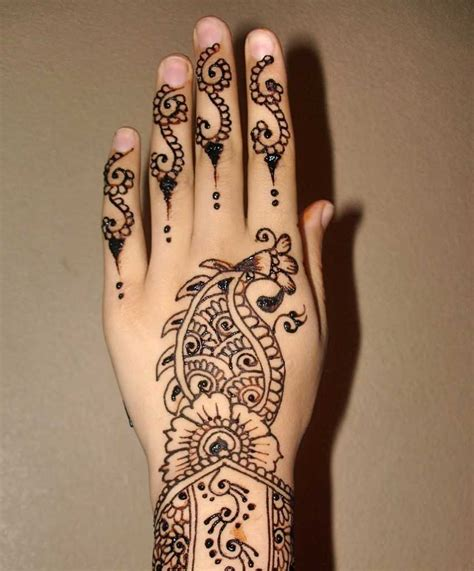 indian henna hand tattoo designs indian mehndi designs for indian mehndi