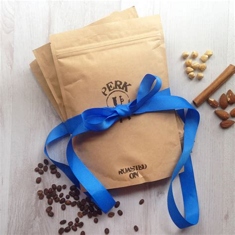 Set Nutty nutty coffee gift set