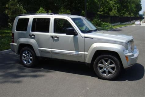 2008 Jeep Liberty Limited Sell Used 2008 Jeep Liberty Limited 4x4 Awd Wholesale To
