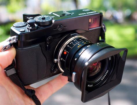 X Pro fujifilm x pro1 with leica 21 35mm lenses