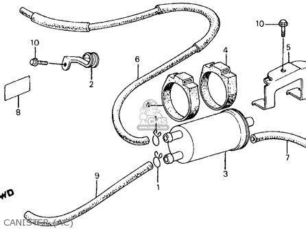 honda elite ch 125 wiring diagram honda atv wiring diagram