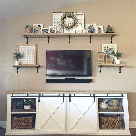 19 diy entertainment center ideas home decor diy ideas