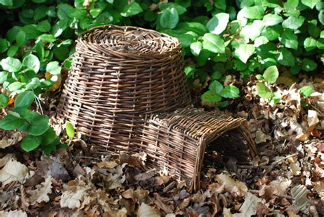 buy hedgehog house buy wicker hedgehog house