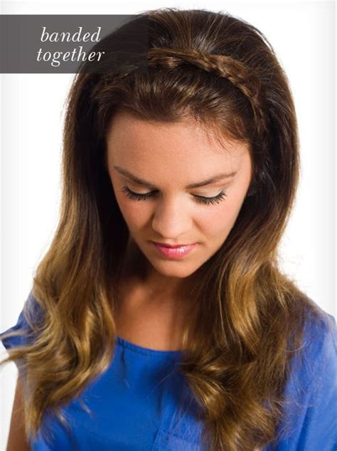 Headband Hairstyle by 40 And Comfortable Braided Headband Hairstyles