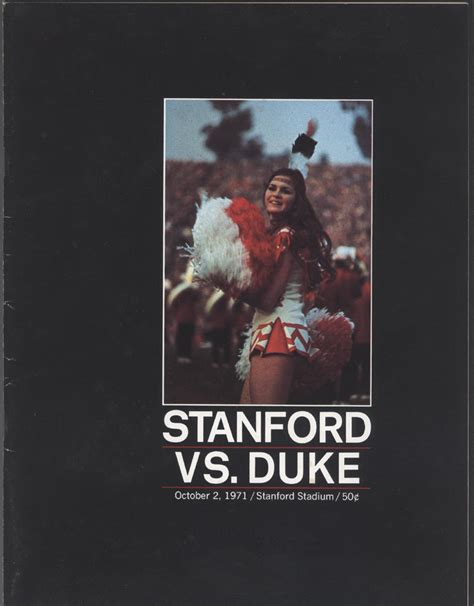 Duke Vs Stanford Mba by Blue Nation The Opponent Stanford Cardinal