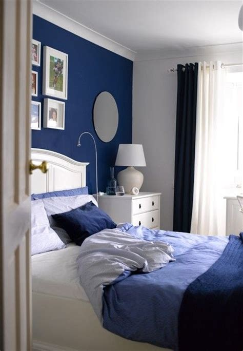 dark blue bedroom walls colour combinations inside out