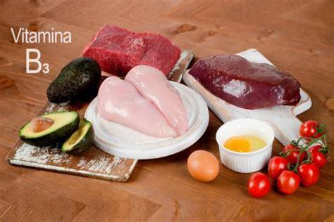 alimentos ricos en niacina vitamina b3 o niacina funciones y fuentes alimenticias