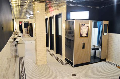 Unisex Bathrooms by The Big Apple To The Big House
