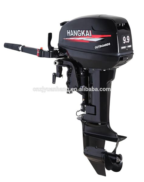 motor boat buy hangkai 9 9hp 2 stroke boat engine outboard motor for sale