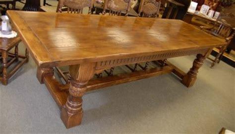rustic farmhouse table for sale chunky farmhouse refectory table oak rustic tables