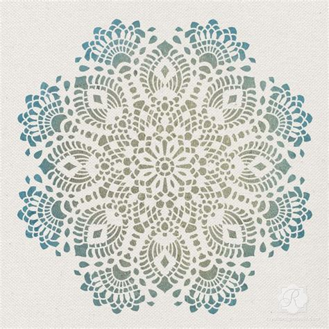 decoration stencils lace wall craft stencils diy