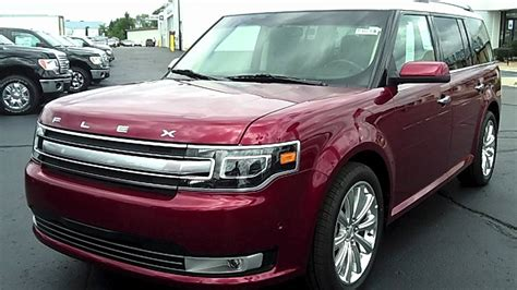 Surburban Ford 2013 Ford Flex Review Suburban Ford Of Waterford