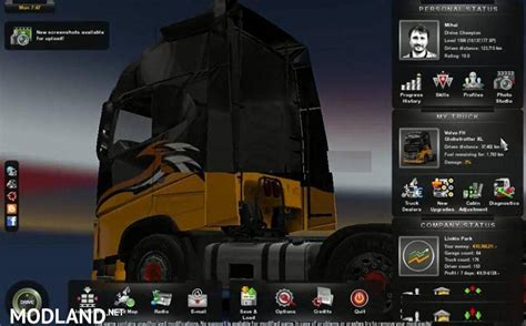 euro truck simulator 2 hack full version profile level xp money mod for ets 2
