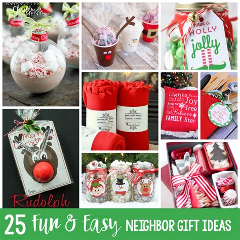 25 gift ideas 25 gift ideas for friends neighbors crazy little projects