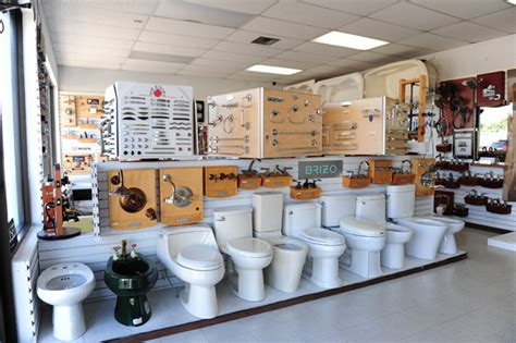 Plumbing Showroom by Palmetto Bay Kitchen And Bath Fixtures Parts And