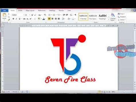 membuat footnote di coreldraw membuat logo kelas dengan m word