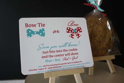 bow tie  bow gender reveal party ideas photo    catch  party