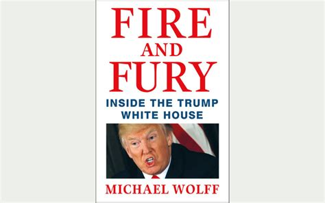 and fury inside the white house books faces new crisis with book questioning his fitness