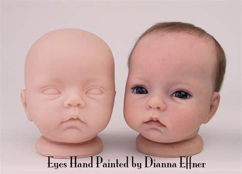 acrylic paint reborn dolls huggybear vinyl kit