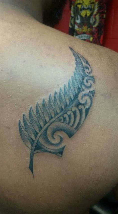 nz tattoo designs silver fern 371 best maori design images on