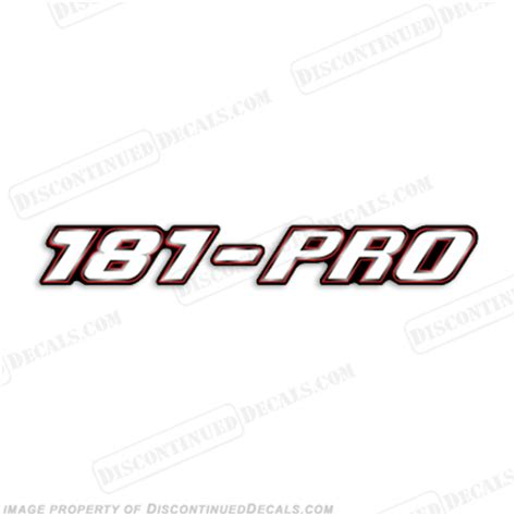 stratos boat trailer decals stratos quot 181 pro quot decal