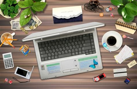 desk surface psd free