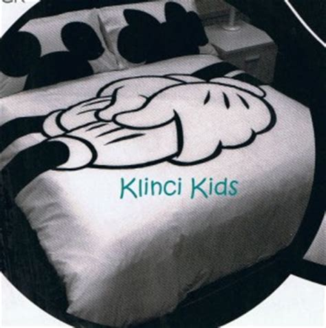 Bedcover Set Motif Mickey Mouse 160x200 Bed Cover Set Sprei Grow disney mickey mouse reversible bed quilt doona