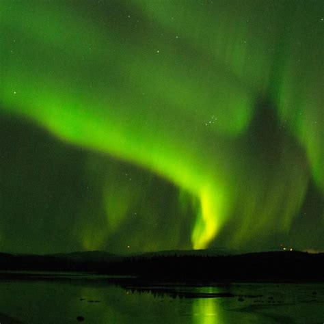 northern lights in sweden 2017 travel scandinavian