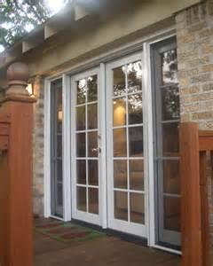 Atrium Patio Door Parts French Doors In Dallas Texas Wood Fiberglass And Steel