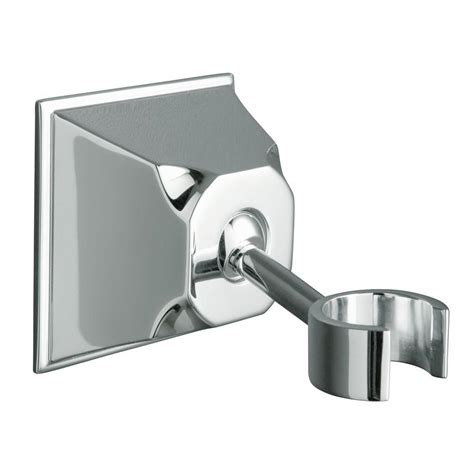 kohler memoirs adjustable wall mount bracket in polished