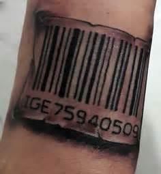 barcode animal tattoo 3d barcode tattoo on armband cool tattoos pinterest