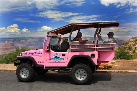 pink jeep grand grand south tour with pink jeep upgrade and