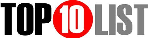 List Top best top 10 lists