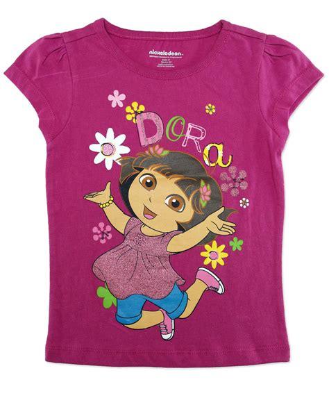 discount deals nickelodeon dora the explorer toddler nickelodeon dora the explorer toddler girl s t shirt