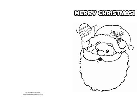 printable christmas cards you can color printable christmas cards to color merry christmas