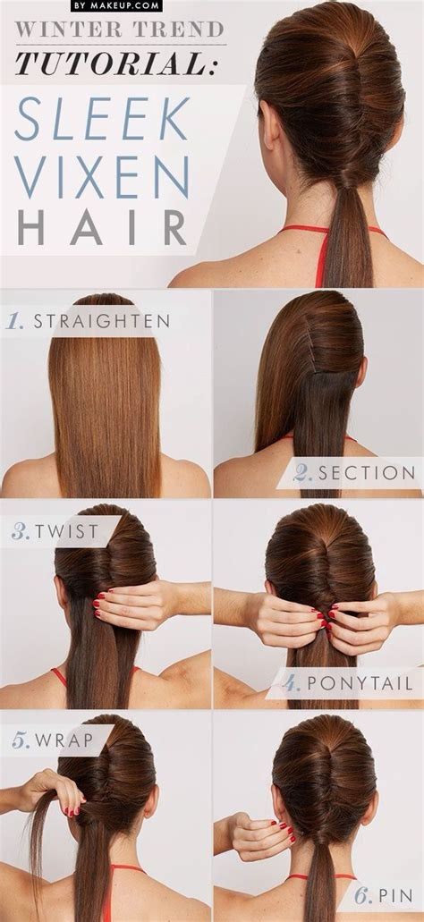 Easy Hairstyles Tutorials by 15 Easy Hairstyles With Tutorials Pretty Designs