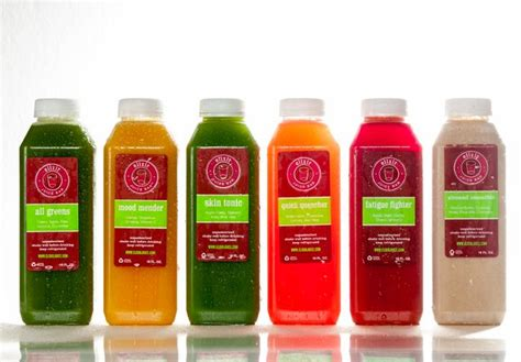 Detox Of Companies by Elixir Juice Bar Healthy Can Be Take Me To Alll