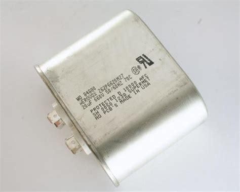 aerovox capacitor date code z62p6620m27