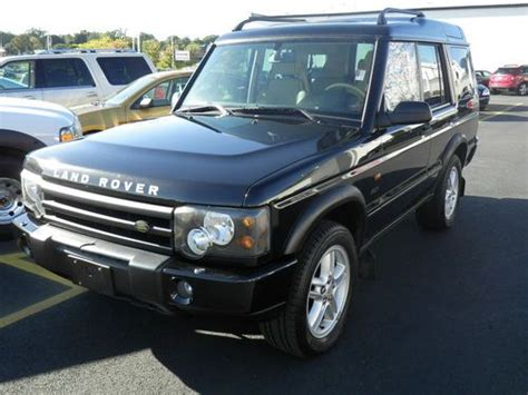 free download parts manuals 2003 land rover discovery on board diagnostic system find used 2003 land rover discovery ii complete parts 4x4 off road se7 lr3 no reserve in saint