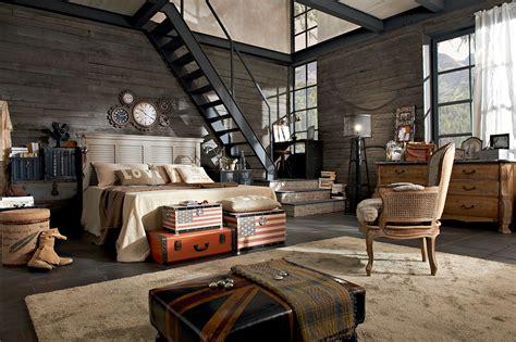 industrial loft decor country vintage industrial loft urban shabby chic