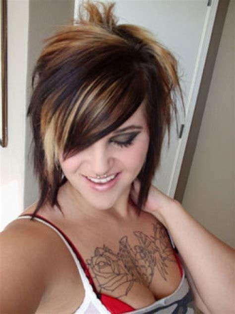 short emo haircuts for thin hair haircuts models ideas emo hairstyles life hairstyles