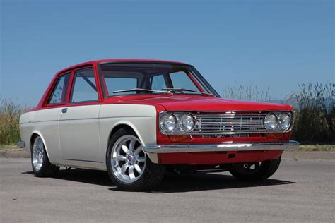 nissan datsun 510 metalworks auto speed shop datsun 510 rod