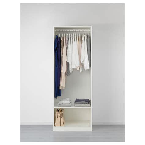 pax wardrobe white tanem vikedal 75x60x201 cm ikea